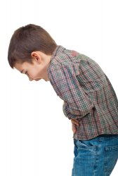 vondt nederst i magen gravid kjønnsorgan
