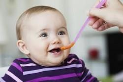 Питание в первый год жизни ребенка