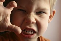 Как справляться с гневом ребенка