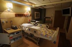 Комната для исследования сна ребенка