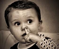 Фурункул носа у ребенка - как лечить ?