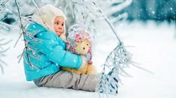 Ребенок, зима, зимняя одежда