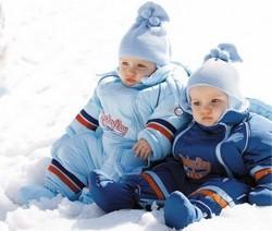 Как выбрать зимнюю одежду для ребенка 1-2 лет