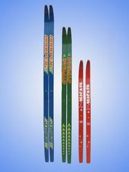 Лыжи для первоклассника какие