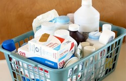 Детская аптечка для новорожденных: что туда входит ?