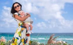 Отдых с ребенком одного года - где лучше